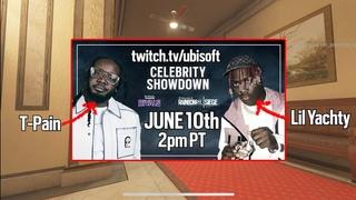 Twitch Rivals 2019 E3 Showdown: T-Pain Vs. Lil Yachty