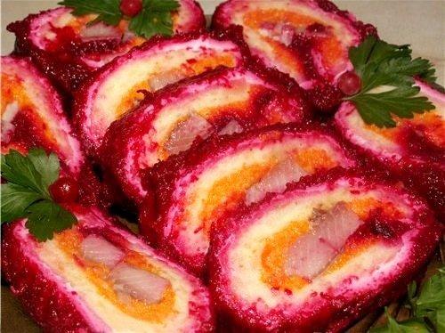 Салат на новый год лучшие рецепты