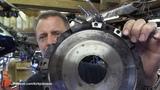 BMW K1200LT DIY Clutch Removal Part 3 of 3 Clutch Series