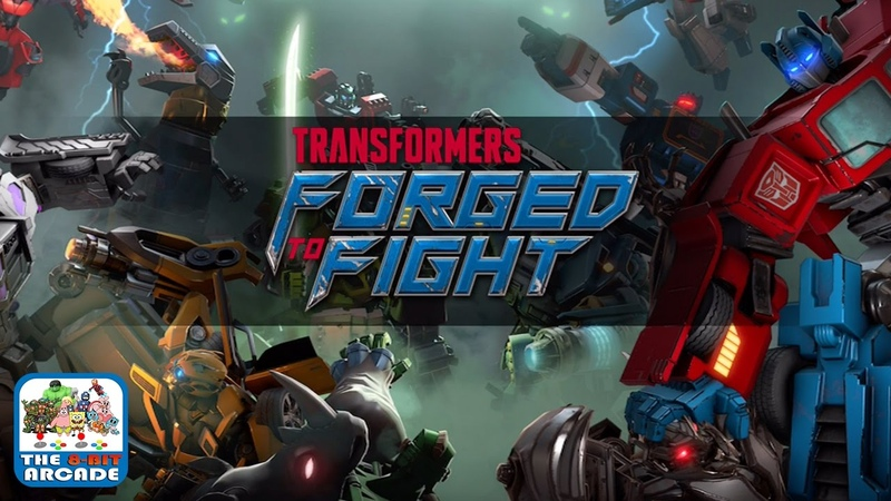 Transformers Forged To Fight Calling All Autobots Decepticons Predacons Maximals iOS iPad