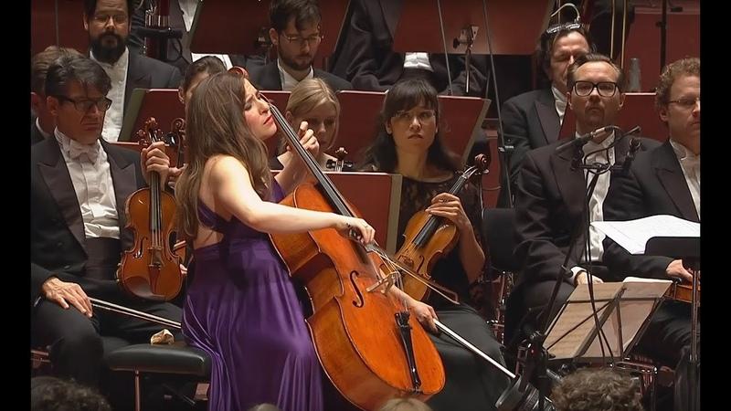 J S Bach 3 Cello Suite C Dur Sarabande ∙ Alisa Weilerstein