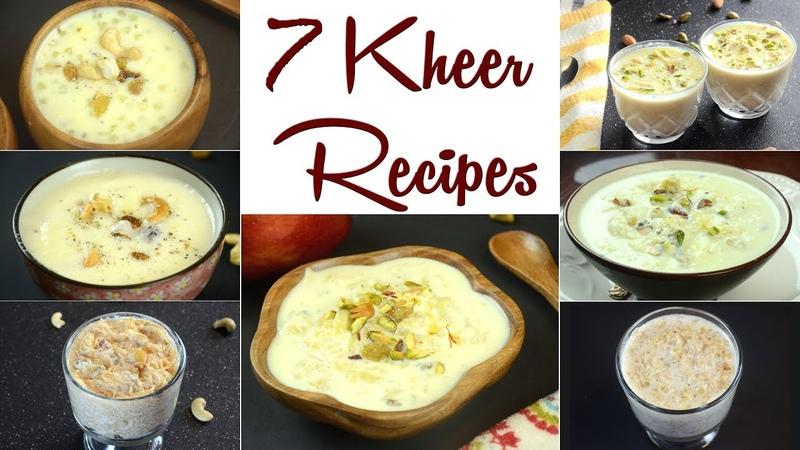 KHEER Recipes | Quick Kheer Recipe