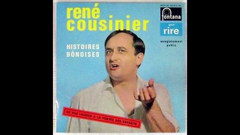 HISTOIRES BÔNOISES - René Cousinier humouriste (1924 - 2007)