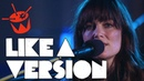 Angus and Julia Stone cover Drake 'Passionfruit' for Like A Version