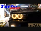 Turbo Knight. Машина моей мечты BMW 5 e39. Серия 1.