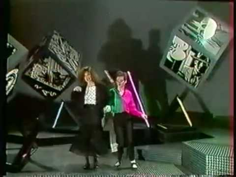 Mylène Farmer On est tous des imbéciles L'année du zèbre TF1 13 février 1985