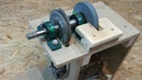 DIY Lathe with Stone for Sharpening Chisels Part 1