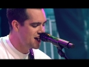 Brendon Urie Youtube Space LA Performance (Say Amen)