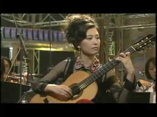 Kaori Muraji - 村治佳織 - Medley from - New Cinema Paradise