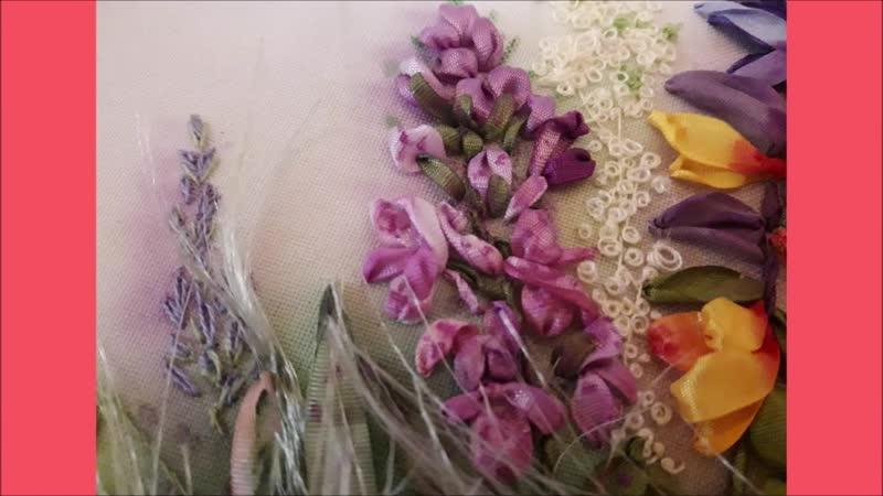 Презентация мастер-класса Луговые цветы
