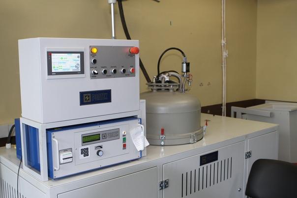 В лаборатории пирометаллургических производств филиала ПСЦМ смонтирована...