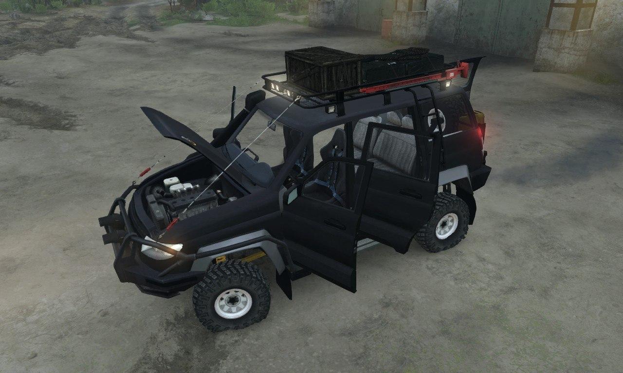 УАЗ Патриот Concept для 03.03.16 для Spintires - Скриншот 3