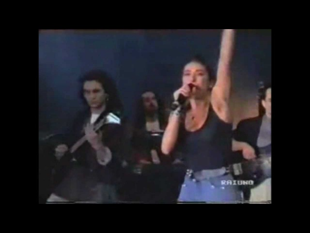 Sabrina Salerno__ My Sharona/Dirty Boy Look (Live On RaiUno)