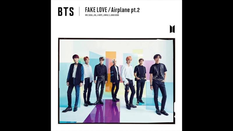 BTS (방탄소년단) - FAKE LOVE (Japanese Ver.) [Audio]