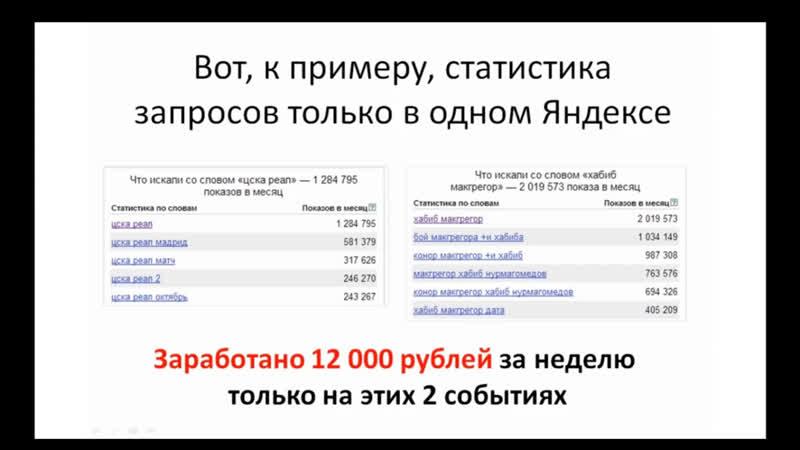 Заработок на спортивных трансляциях: от 15 000 рублей в неделю за 2 часа работы. cash-money.host/stavki.html