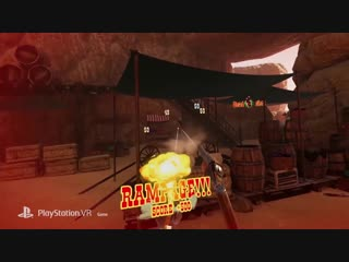 GunsnStories- Bulletproof VR - Launch Trailer - PS VR