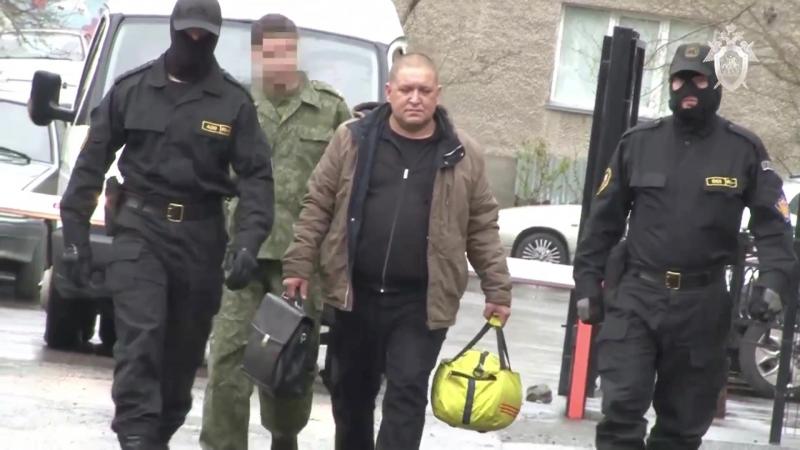 Задержание начальника отдела надзора по г. Кемерово ГУ МЧС по Кемеровской области ВашГород