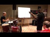 Dave Weckl and Chris Coleman Drum Fantasy Camp '11