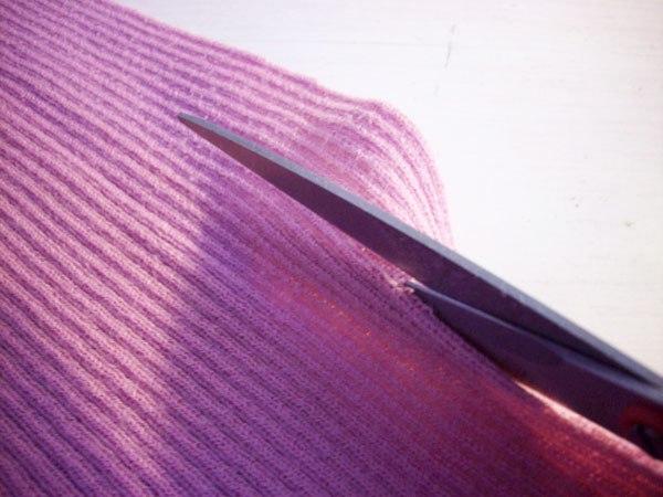 赋予旧毛衣一个新的生命 20:玫瑰花(大师班) - maomao - 我随心动
