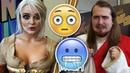 Косплей Эмоджи Челлендж - Игромир 2018 / Cosplay Emoji challenge Comic Con Russia 2018
