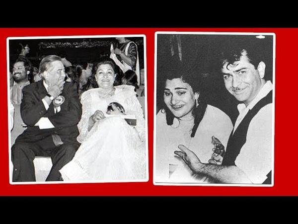 Радж Капур и любовь всей его жизни