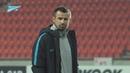 «Зенит-ТВ» открытая тренировка перед матчем со «Славией»