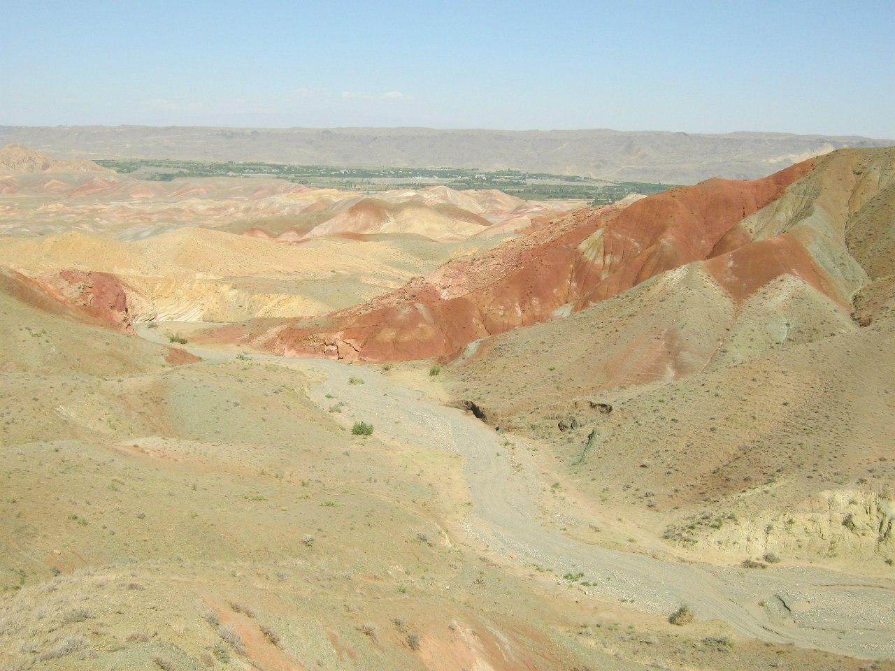 Пейзаж из восточной Турции