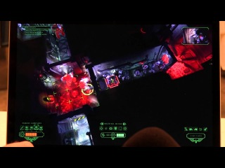 Space Hulk Gameplay & Interview - Rezzed 2013