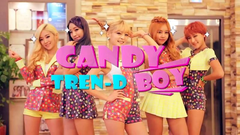 Tren D Candy Boy 2015 Avaros