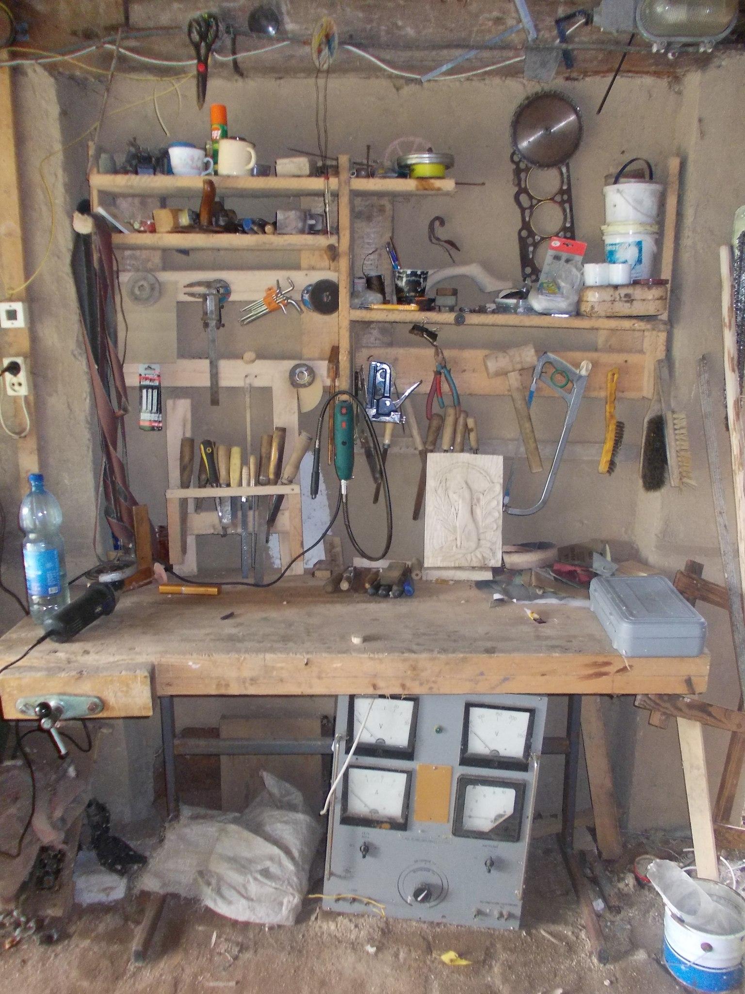 Самоделки для мастерской своими руками фото 43