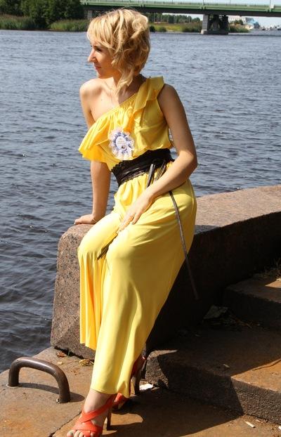 Лена Усатова, 18 января 1990, Санкт-Петербург, id19449914
