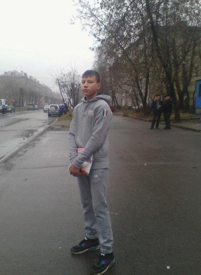 Андрей Круглов, 12 мая , Череповец, id196316853