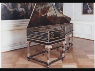 Elisabeth Claude Jacquet De La Guerre Suite D minor  Verlet harpsichord