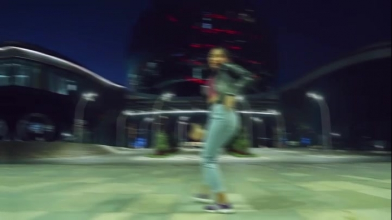 Choreo by Ayna Tashimova  song: million stylez - miss fatty