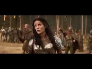 Фильм MARVEL «Тор 2  Царство тьмы» 2013   Новый крутой трейлер на русском   Смотреть онлайн