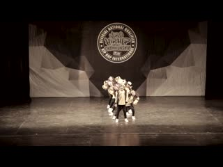 ALPHA KIDS ¦ Junior (1st Place) ¦ HHI Italy 2017