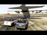 GTA 5 (ГТА 5)  смешные моменты онлайн online гонки на мини купере баги глюки геймплей xbox 360