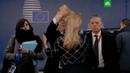 """НТВ on Instagram: """"Главе Еврокомиссии снова море по колено! Жан-Клод Юнкер не первый раз развязно хватает политиков — с дружескими пощечинами и сма"""
