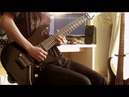 DispersE - Enigma Of Abode Guitar Cover [Full]