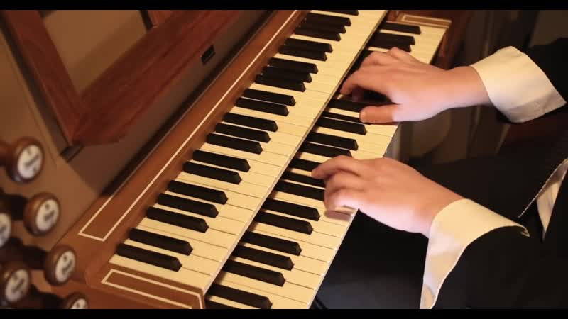 552 J. S. Bach - Prelude and Fugue in E-flat major St. Anne, BWV 552 - Gunther Rost, organ