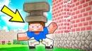 Я попался в ЛОВУШКУ в МАЙНКРАФТ Как Достать Соседа в Майнкрафте Minecraft Приколы
