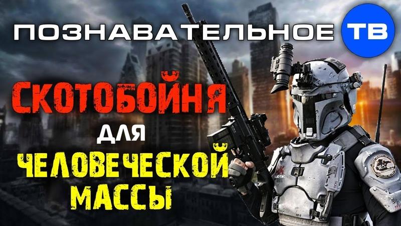 Скотобойня для человеческой массы (Познавательное ТВ, Роман Василишин)