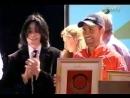 Michael Jackson In Bahrain on Rally Driver Mohammed bin Saleem August 2005