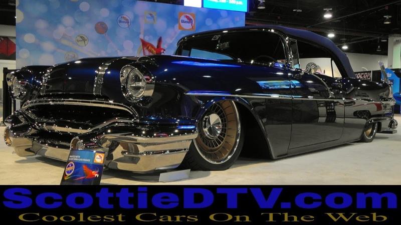 1956 Pontiac Star Chief Street Cruiser The Chief 2018 SEMA Show