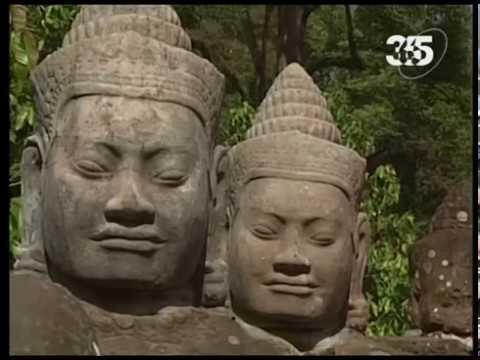 История кхмерской империи ..Самой сильной империи -Юго восточной Азии в средневековье