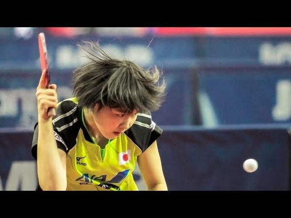 HASHIMOTO Honoka - CHEN Yi Womens Singles Round of 32