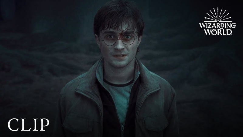 The Boy Who Lived Has Come To Die | Harry Potter and the Deathly Hallows Pt. 2