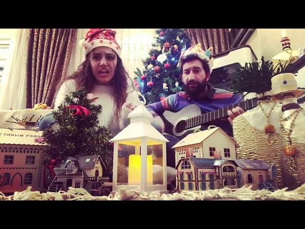 Azeri kızın yeni yıl şarkısı