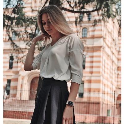 Елизавета Аношкина