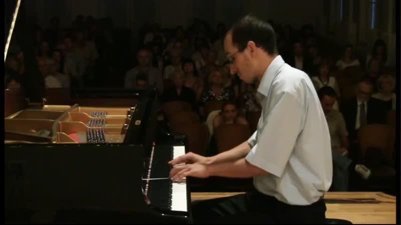 988 J. S. Bach - Goldberg-Variationen, BWV 988 - Ante Sladoljev, piano